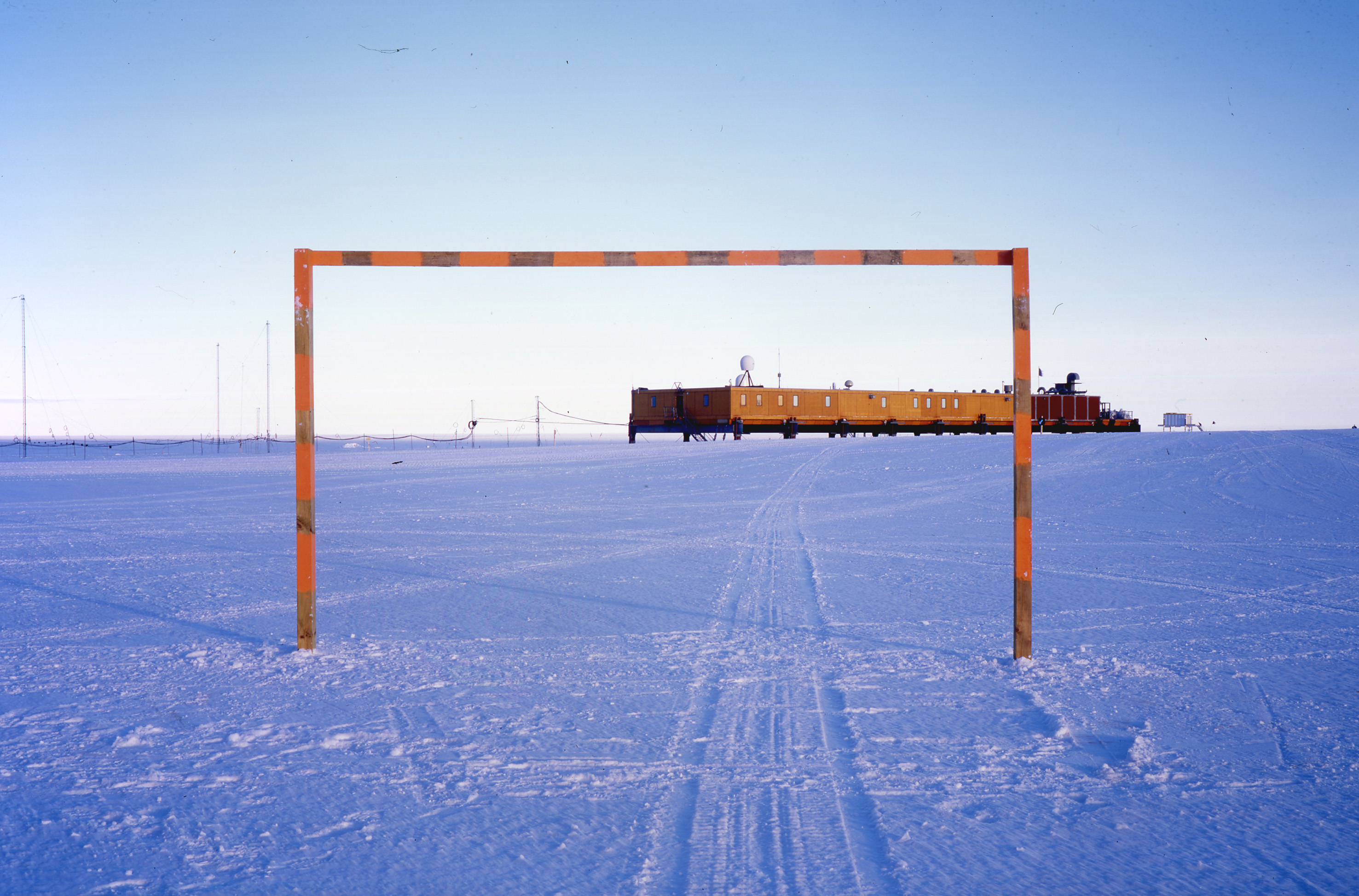 Halley Research Centre, Antarctica